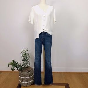 Lucky Brand Jeans, Ankle Straight Leg